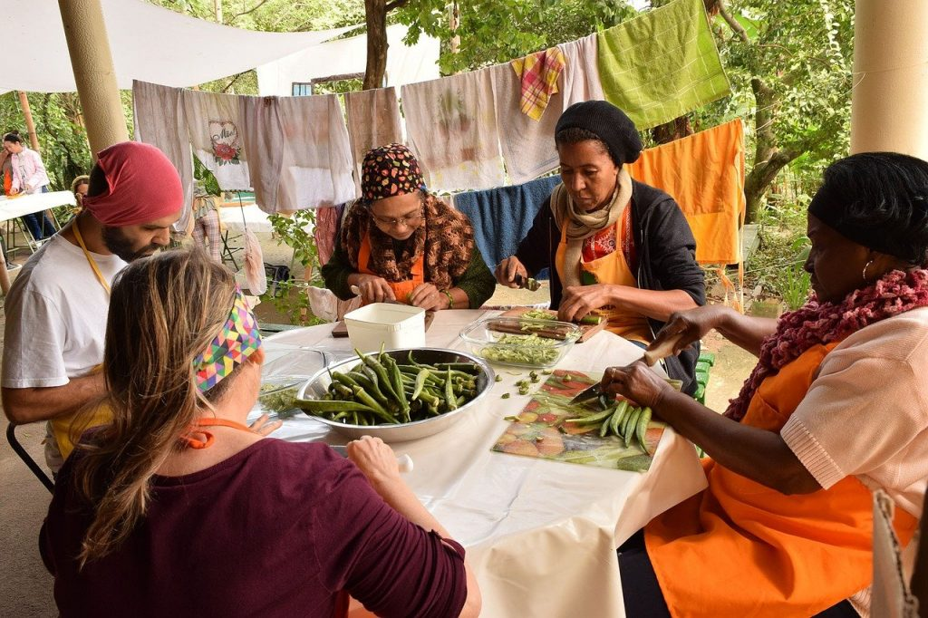Permaculture humaine