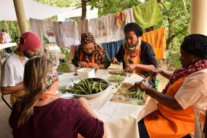 Formation diplomante permaculture :  formation permaculture au bec helloin